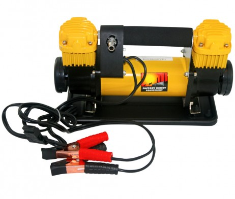 FDE 12v air compressor 4×4 4wd heavy duty off road